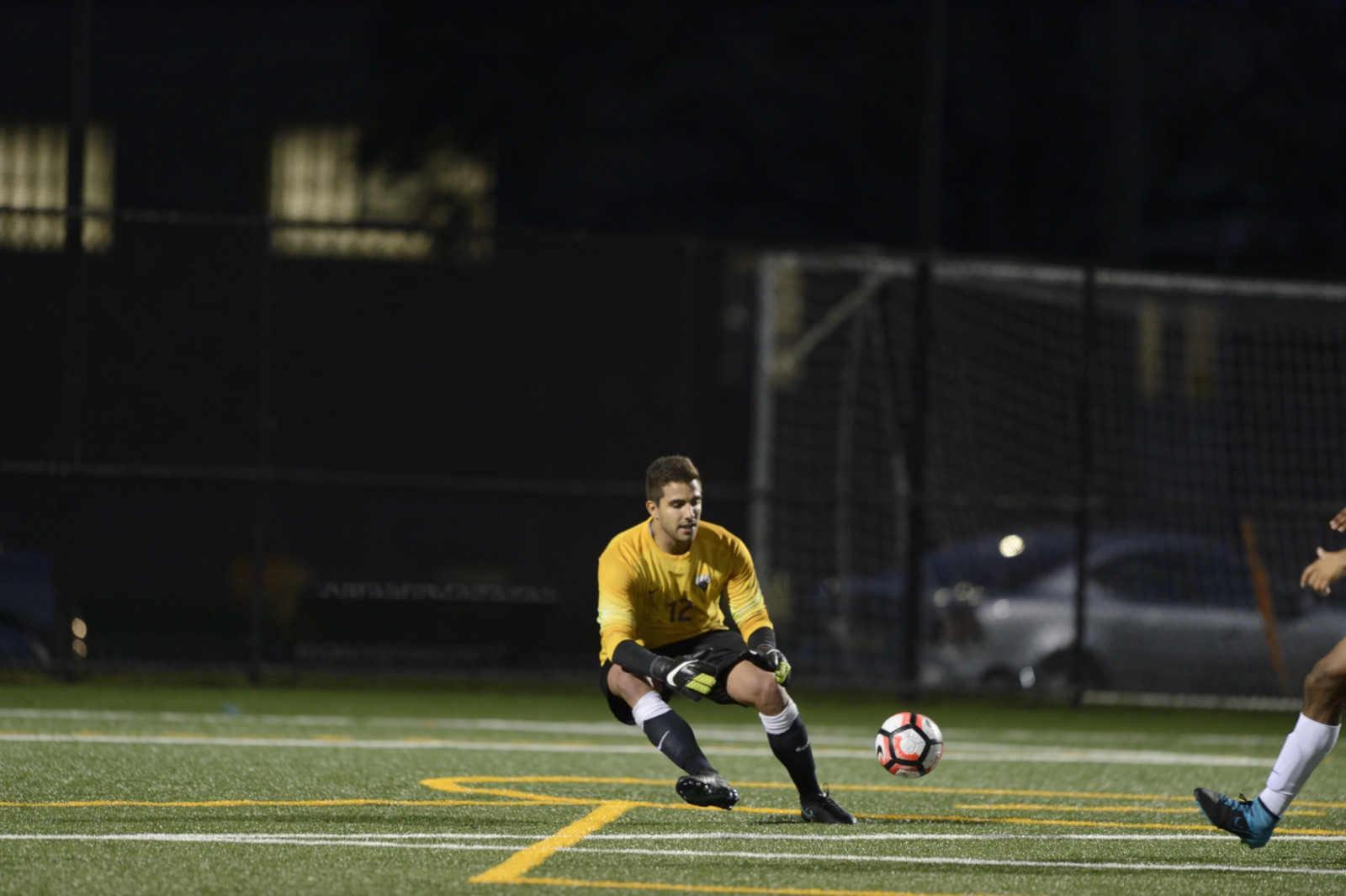 Early Goal And Strong Defense Lift UB Men's Soccer To 1-0 Home ECC Win Over Daemen