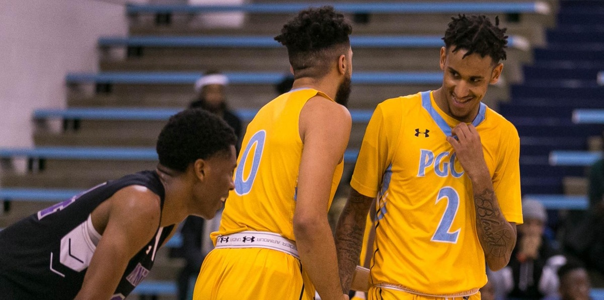 Prince George's Men's Basketball Travels To North Carolina For NJCAA Division III District VII Championships Starting On Friday