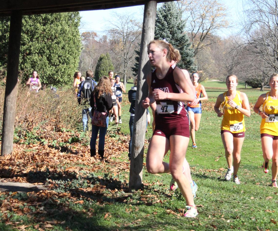 Cross Country teams participated in Great Lakes Regional on Saturday