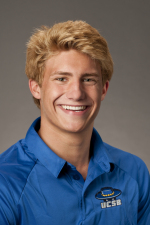 Chris Peterson Named Big West Male Swimmer of the Week