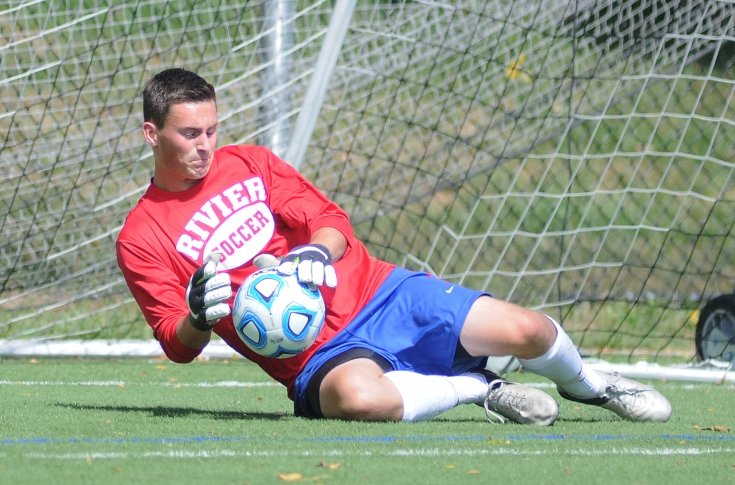 Men's Soccer: Raiders come up short against Colby-Sawyer