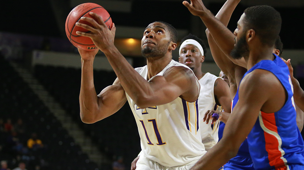 Tech men's basketball team back in Eblen Center to host SIUE Thursday