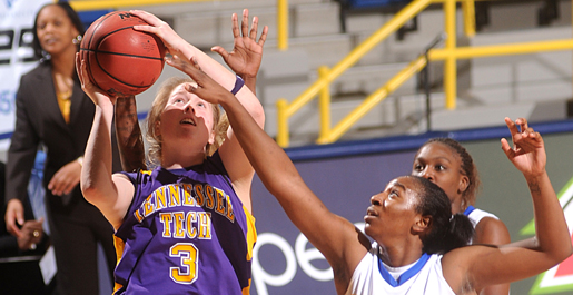 Cold shooting dooms Golden Eagles at Morehead State
