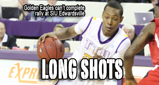 Golden Eagles spar with SIU Edwardsville in OVC opener