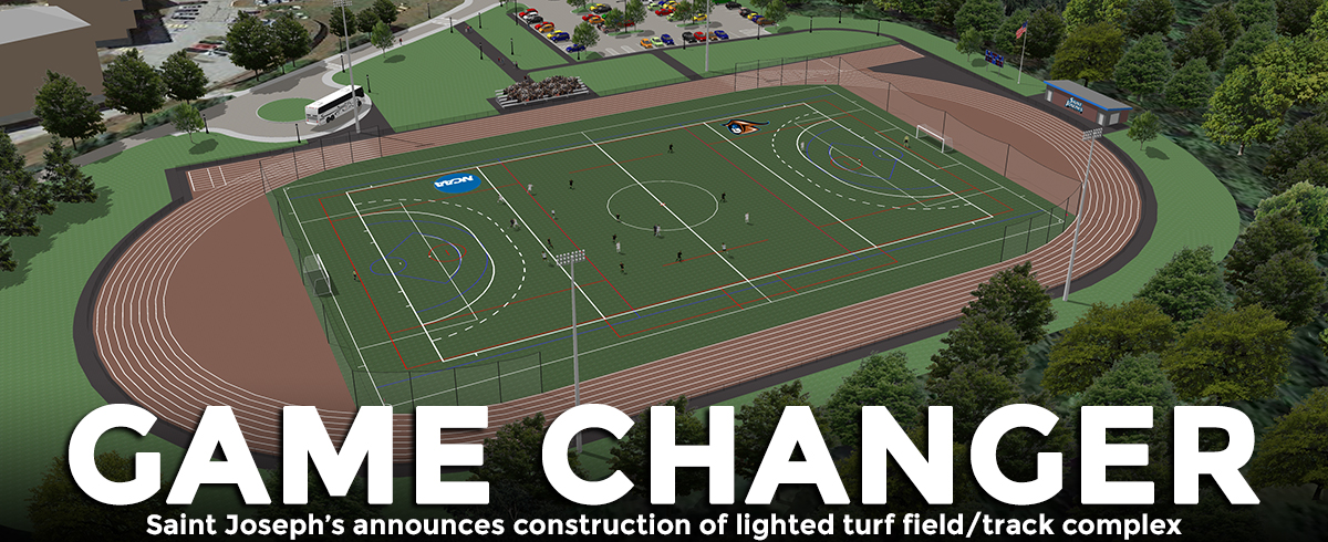 Saint Joseph's College Announces Construction of Lighted Turf Field/Track Complex