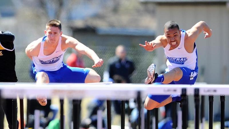 Men's T&F Tabbed USTFCCCA All-Academic