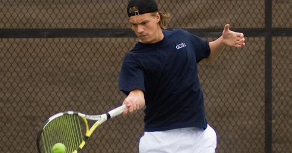 GC Men's Tennis Moves up Three Spots to #9