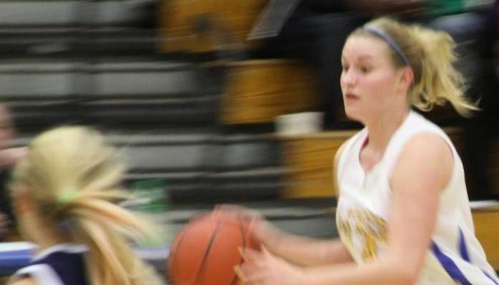 Lady Pioneers Roll to 17th Victory