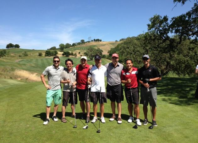 Men's Soccer Hosts 10th Annual Golf Tournament, Continues Spring Season