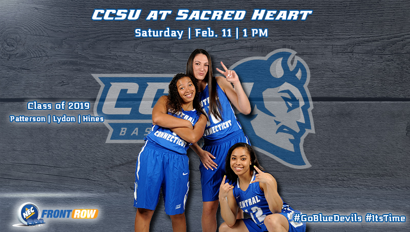 Women's Basketball Battles Sacred Heart Saturday for the League's Top Spot