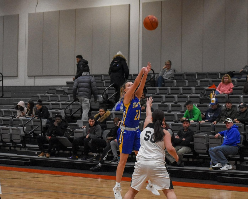 WBB: Wildcats Improve to 3-0 in NEAC Play With Big Win Over Cobleskill.