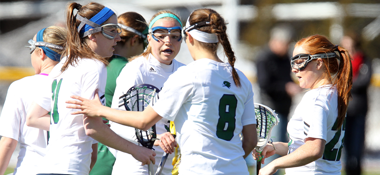 Women's Lacrosse Defeats Southern Maine: Whitney Tallies Four Goals