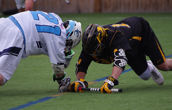 Roger Williams Pulls Away From Men's Lacrosse