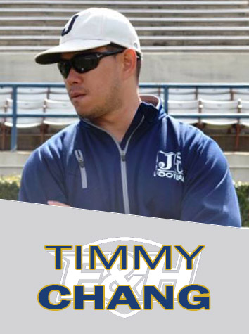 Emory & Henry Football Selects Timmy Chang As Offensive Coordinator