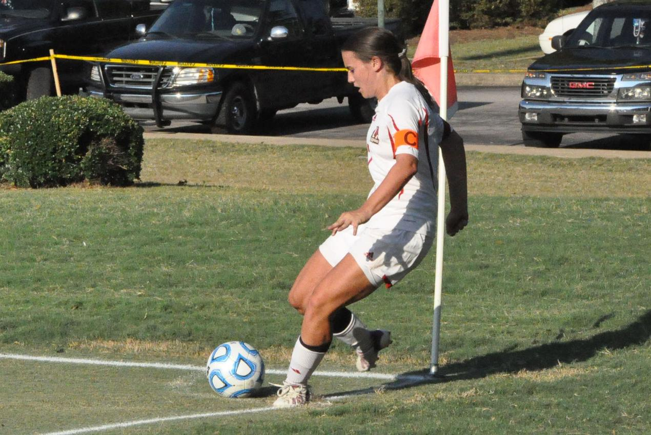 Women's Soccer: Panthers blanked by Ferrum in USA South matchup