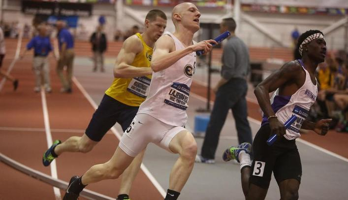 Men's Outdoor Track & Field Team Competes at Three Meets