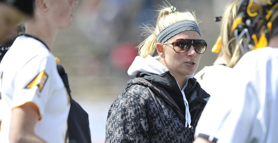 Slade Represents UMBC Women's Lacrosse at US Lacrosse Convention; Slade to be Inducted into L.I.M.L.F. Hall of Fame