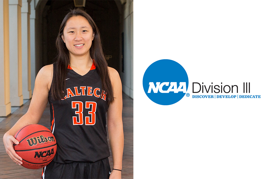Stephanie Wong Leads Division III in Three-Pointers per Game