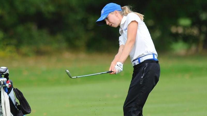 Women's Golf Eighth At Tignanelli Towson Invitational After Day One