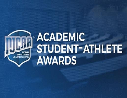 CSCC Athletes Named To NJCAA Student-Athlete Awards
