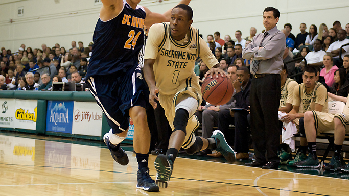 MEN'S HOOPS PLAYS FINAL REGULAR SEASON ROAD GAME SATURDAY AT IDAHO ST.