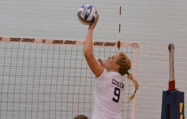 Willis Earns All-Tournament Honors, Leads Coker to Pair of Victories