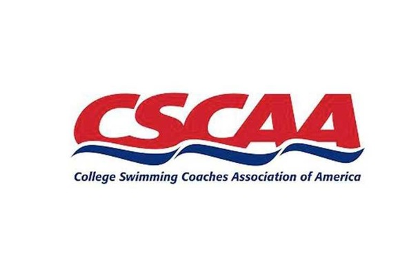 Men's and Women's Swim Teams Earn CSCAA Academic Honors