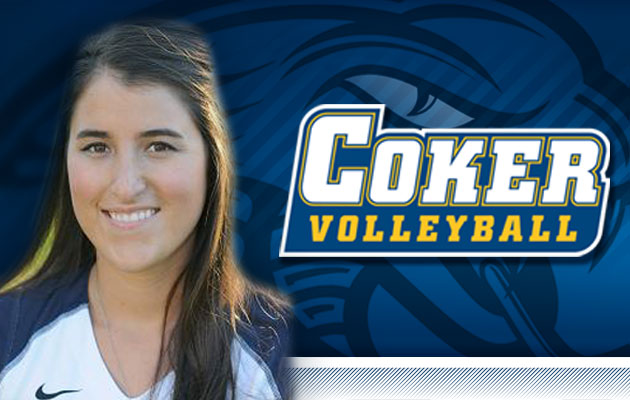 Coker Volleyball Names Morales Assistant Coach
