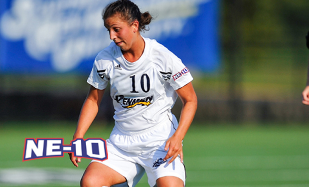 Southern New Hampshire to Host Adelphi in Northeast-10 Women's Soccer Title Game