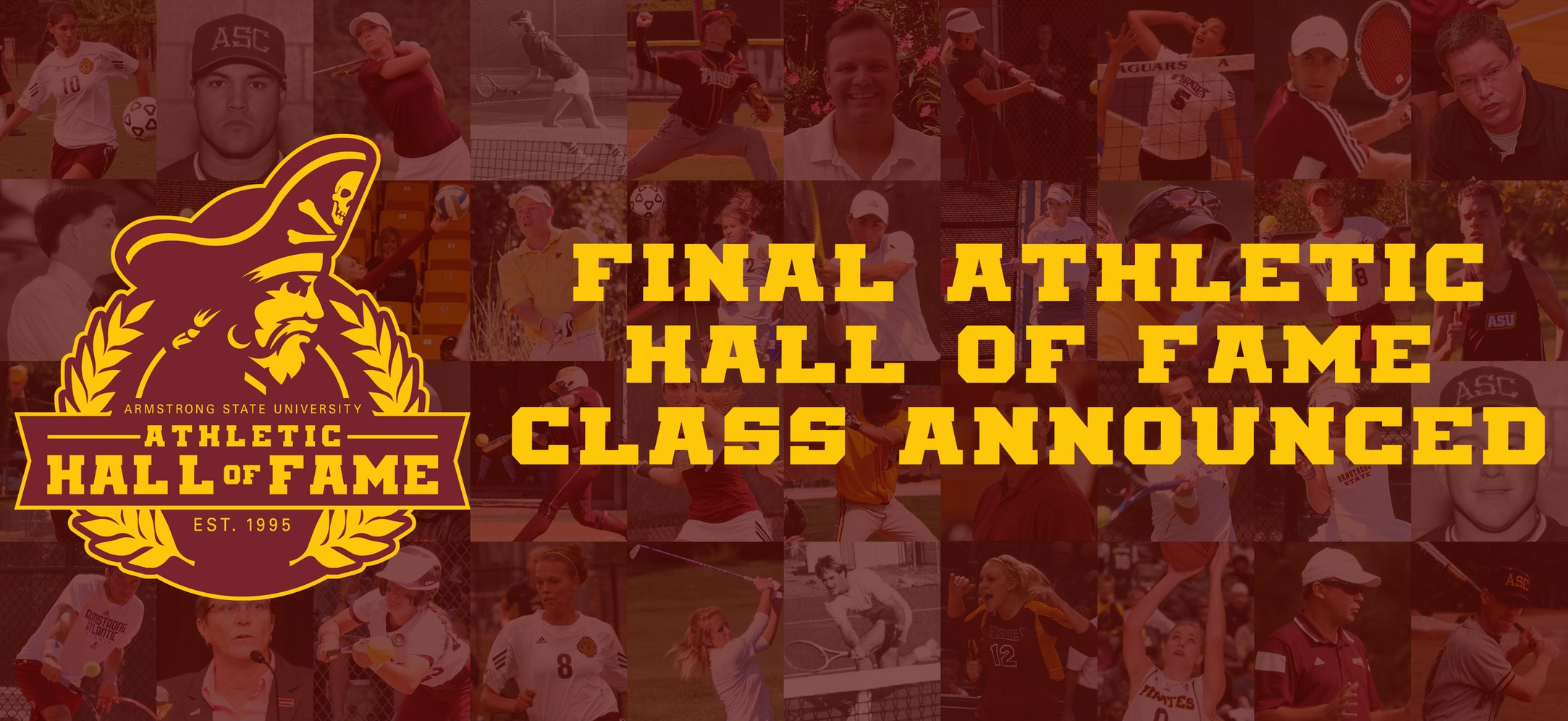 Armstrong State University Announces Final Athletic Hall of Fame Class