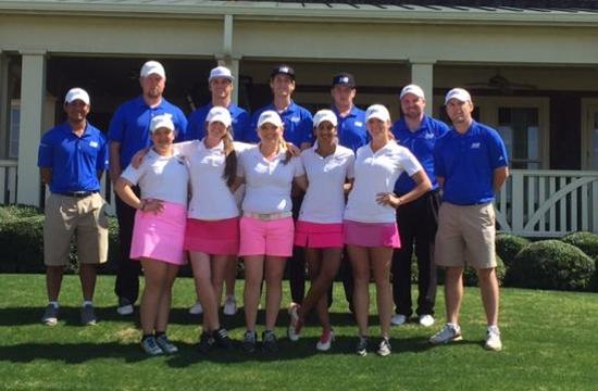 Pioneer Golf Shines at Emmanuel Invitational