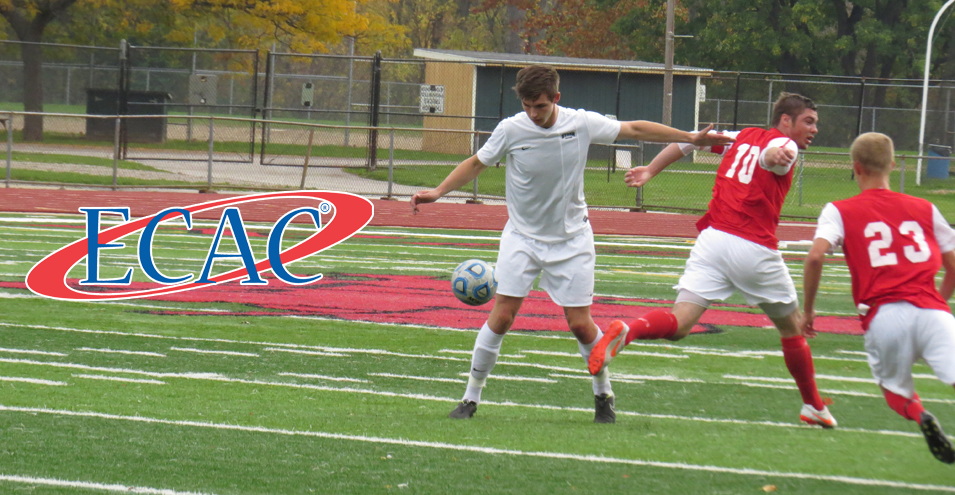 Coombs Named ECAC Defensive Player of the Week