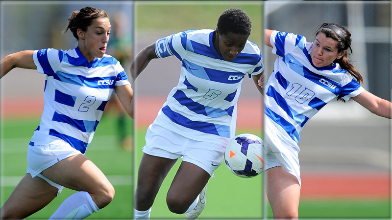 Five Blue Devils Earn All-NEC Awards; Three 1st Team