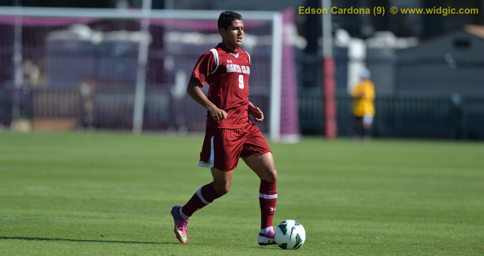 Broncos Topped by Portland; Edson Cardona Notches Third Goal of the Season