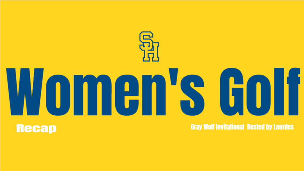 Women's Golf Finishes 6th at Gray Wolves Invitational To Complete Fall Season