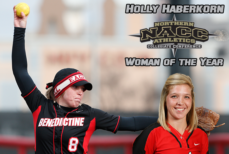 Holly Haberkorn, 2017 NACC Woman of the Year
