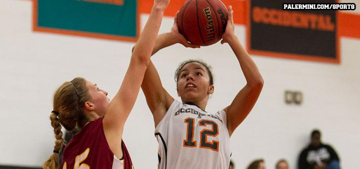 Oxy just shy of upsetting No. 6 Lewis & Clark