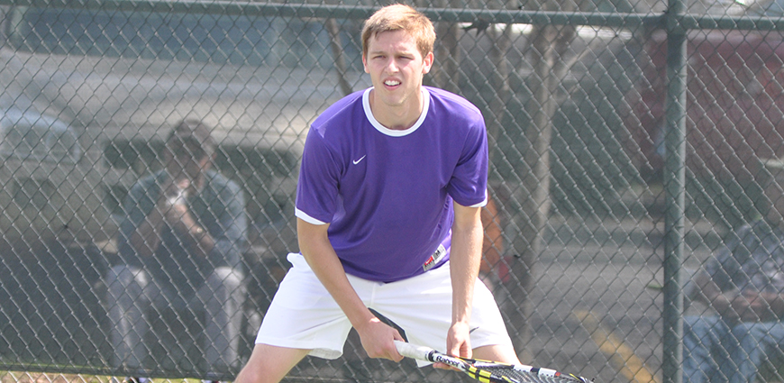 Men's Tennis Team Opens Fall Play With 9-0 Win