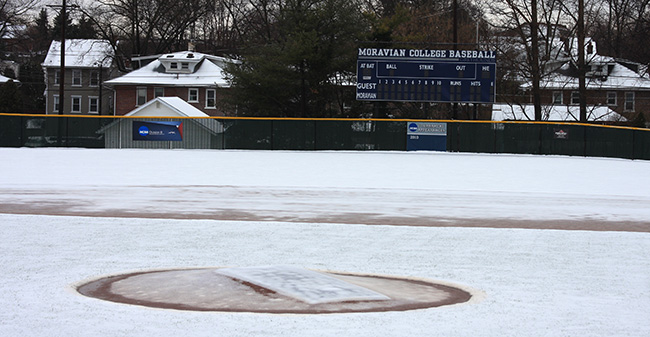 Baseball Versus TCNJ Postponed For Tuesday, March 19th