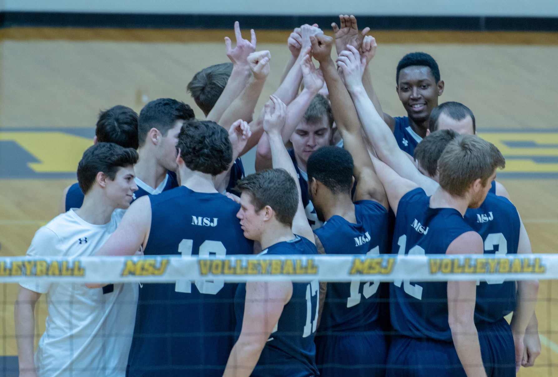 Lions drop Thomas More in straight sets