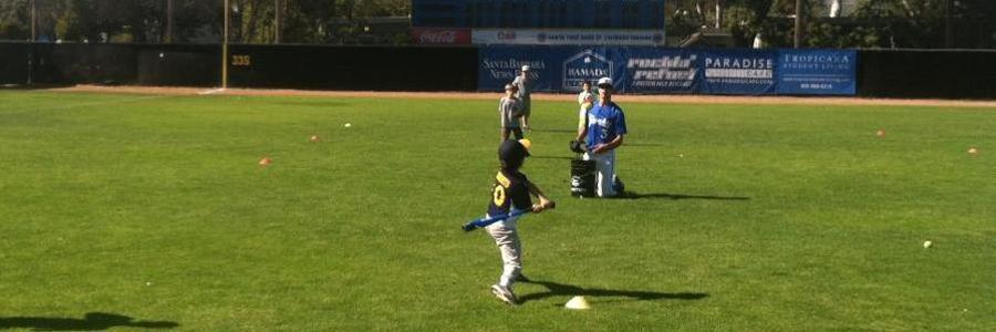 UCSB Baseball Announces 2014 Youth Summer Camp Date