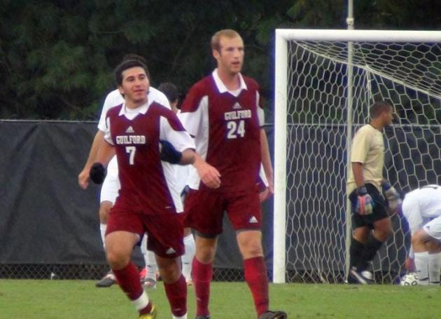 Bridgewater Takes 2-1 Men's Soccer Win Over Guilford