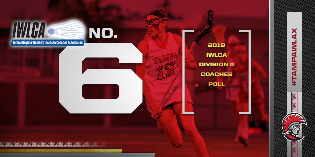 Spartans Fall One Spot to No. 6 in the Latest IWLCA Coaches Poll
