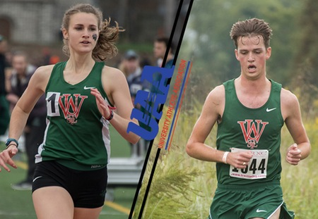 Washington University Women and Men Lead UAA Outdoor Track & Field Championships