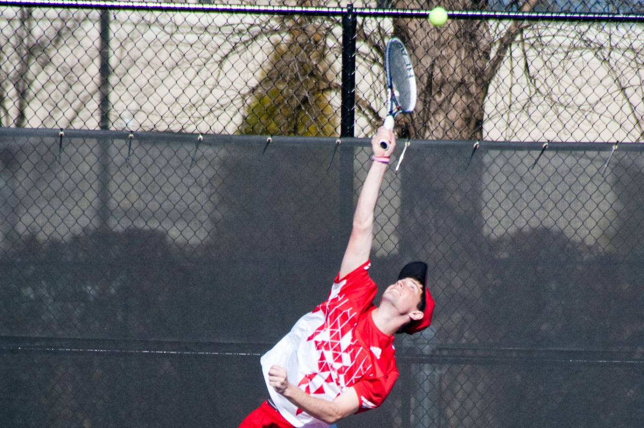 Huntingdon men's tennis loses to Oglethorpe