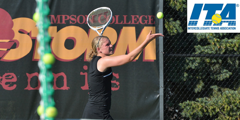 Women's tennis team, individuals earn ITA academic honors