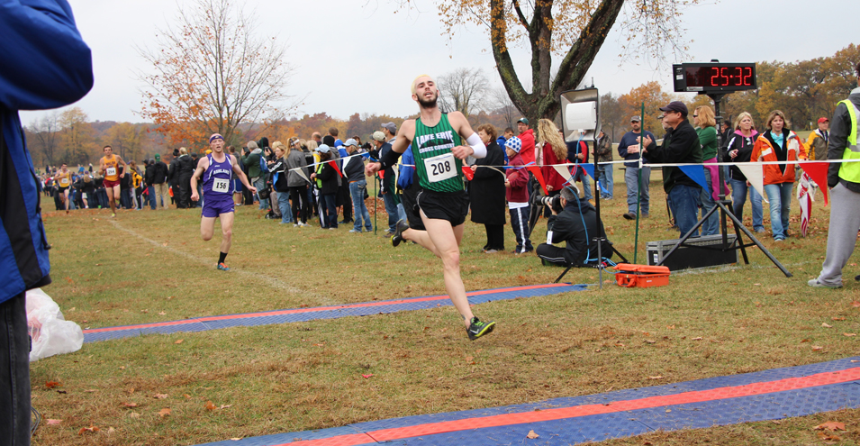 Storm Men Finish 9th at GLIAC Championships