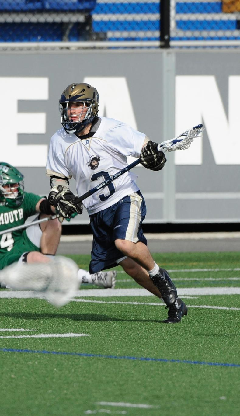 Prowse Honored As Pilgrim Lacrosse League Player Of The Week For Eight Point Performance