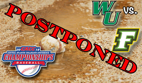 POSTPONED: Baseball vs. Felician in CACC Championship Pushed to Sunday