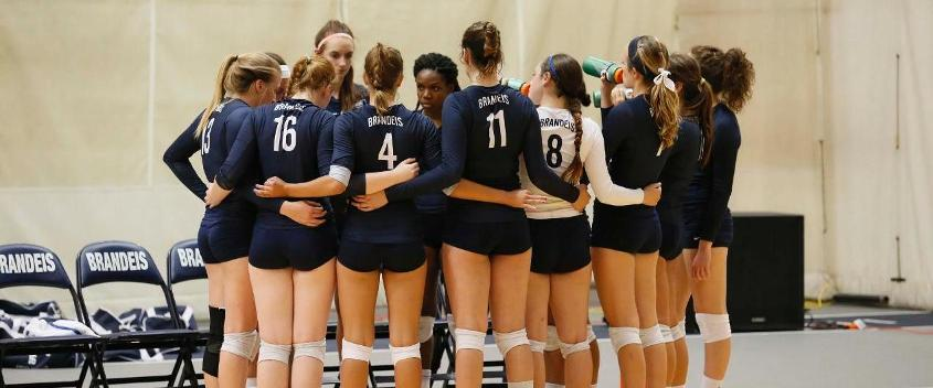 Brandeis Volleyball Competes at the Hall of Fame Invitational Hosted by Smith College